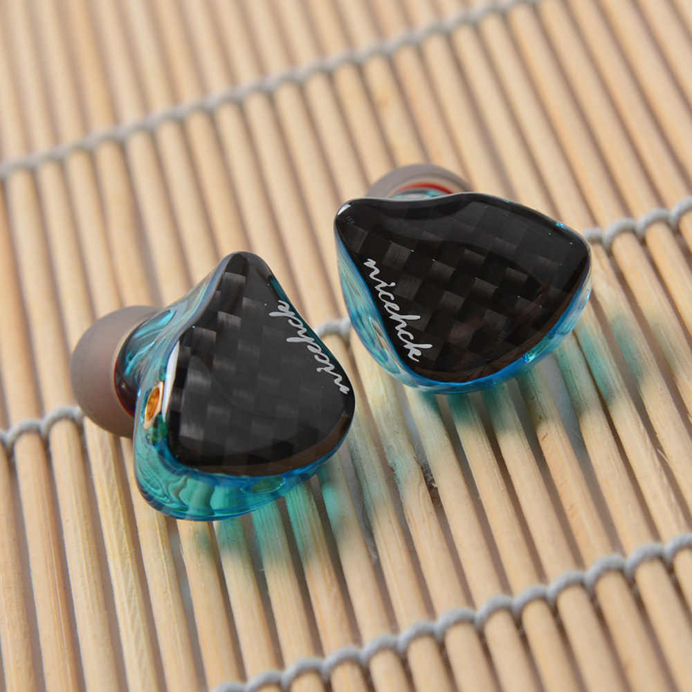 NICEHCK FW6 6BA jednostki napędowej w ucho słuchawka 6 zbalansowana armatura odpinany MMCX odłączyć kabel HIFI Monitor zestaw słuchawkowy niestandardowe słuchawki
