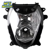 For 03-04 Suzuki GSXR1000 GSX-R GSXR 1000 Motorcycle Front Headlight Head Light Lamp Headlamp Assembly 2003-2004 hot sale fairings for 2003 2004 suzuki gsxr1000 k3 fairing 03 04 gsxr 1000 popular white black kits 7 gifts sj233