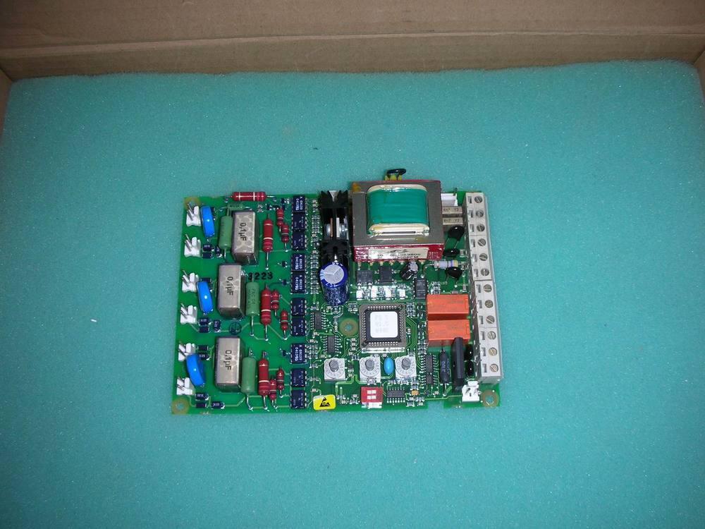 US $337 5 |1PC USED ABB soft start PSS board CPU board control board  5366268 B-in Electricity Generation from Home Improvement on AliExpress