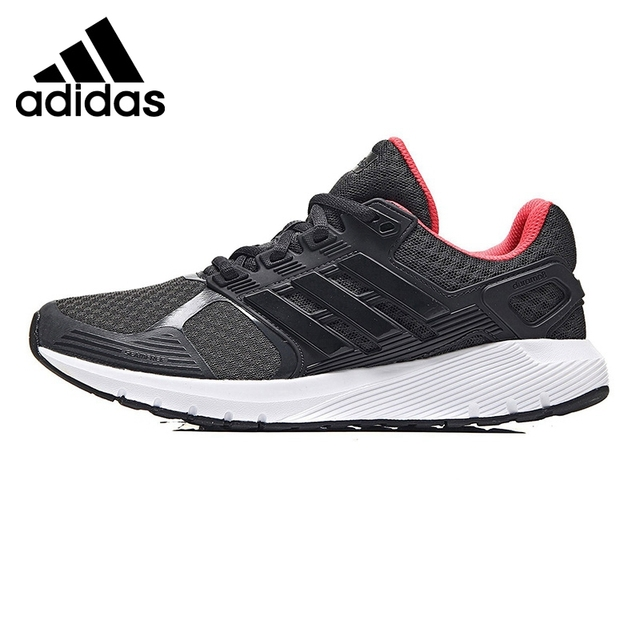 premium selection a76e1 5b514 Asli Baru Kedatangan 2018 Adidas Duramo 8 W wanita Menjalankan Sepatu  Sneakers