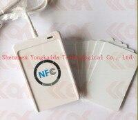 ACR122U-A9 13 56 MHz PC-linked Kontaktlosen Smart RFID Karte Reader/writer