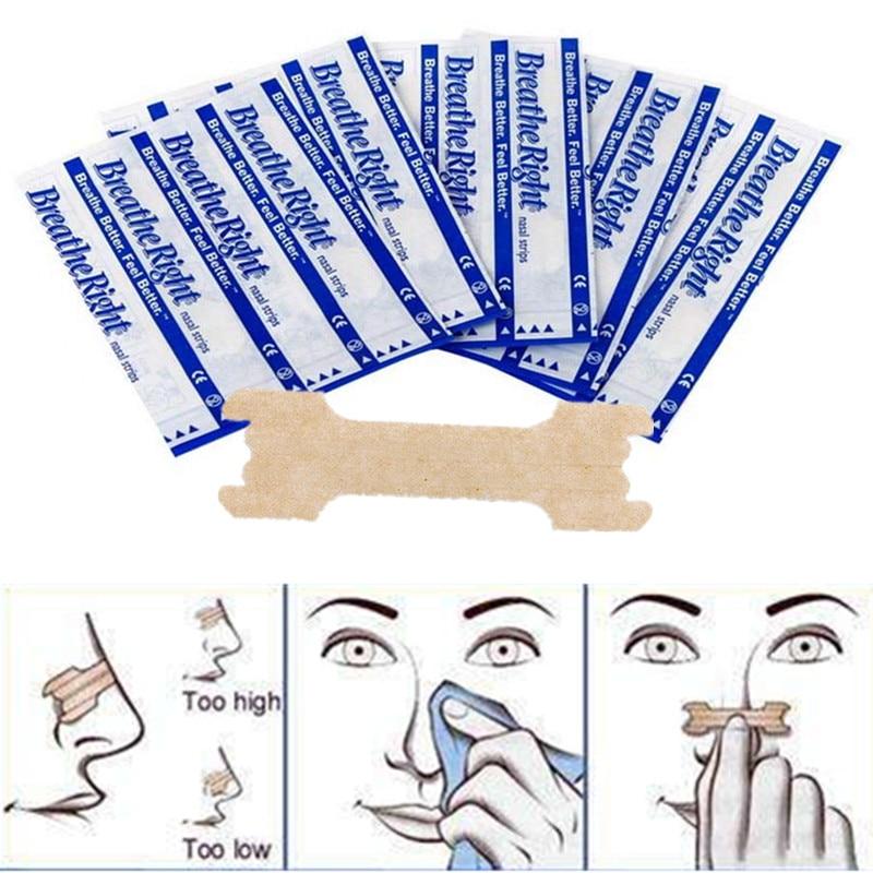 A Congestão Nasal Não-tecido Melhores Tiras de Respiração Nasal