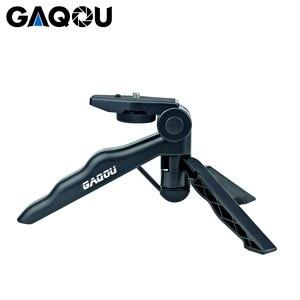 Image 5 - GAQOU мини Настольный Штатив для телефона складной портативный Gorillapod селфи палка для iPhone Gopro экшн цифровая камера Statief