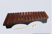 Раннее Образование 15 тон Деревянный ОРФ детский учебные пособия клен музыка преподавания рука стучит на фортепиано оптовая продажа