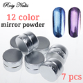 2016 New 3g DIY Shinning Mirror Nail Chrome Powder