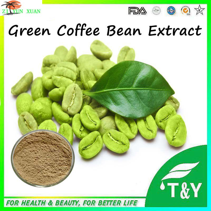 Premium Green Coffee Bean Extract Te bønner