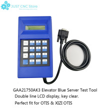 Elevator Lift Test Tool Escalator Server Test Conveyor Debugging Tool For OTIS XIZI OTIS gaa21750ak3 lift elevator server test conveyor lcd debugging tool for otis