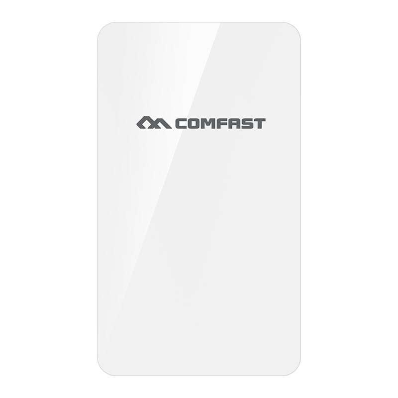 2018 Comfast CF-E560AC 1200Mbps dual Band Gigabit Wireless in Wall AP 4 lan ports home Wifi coverage Wall ap power supply