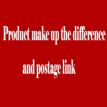 Product replenishment price and product link to postage custom products