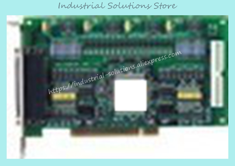 Industrial Motherboard 16 Relay PCI-P16R16 Board 100% Tested Good Quality pcisa 3716ev r4 long motherboard industrial board 100