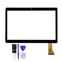 Nueva 9.6 pulgadas Táctil Tablet PC Panel de Cristal Digitalizador de Pantalla para Ginzzu GT-X870 Sensor + Herramientas Gratuitas de Reparación
