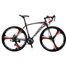 Cyrusher XC550 Racing Road Bike 700Cx28C Steel Frame 21 Speed 27 5 Magnesium Alloy Rim Road
