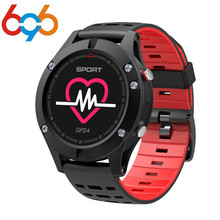 100 Original GPS Smart watch Altimeter Barometer Thermometer Bluetooth 4 2 Smartwatch Wearable devices for iOS