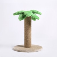 Cat Climbing Toys Caging Column House Board Cat Tree Double Cats Platform Cat Casting Net scratcher