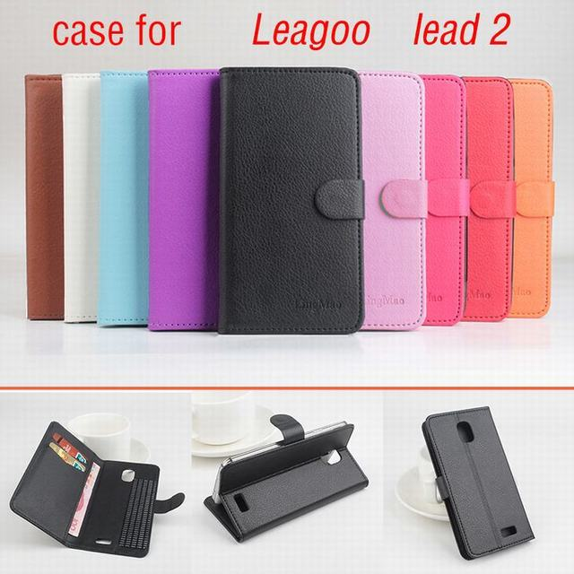 the best attitude 3dd85 227ab US $9.99 |9 colors Classic Leather case For Leagoo Lead 2 Flip Cover case  housing With Card Slot for Leagoo Lead2 Phone Cover Cases on Aliexpress.com  ...