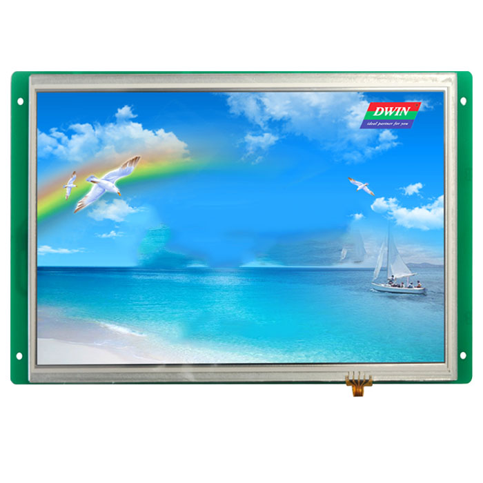 все цены на DMT10600T102_02WT DWIN 10.2 inch DGUS serial port HD touch screen industrial LCD configuration онлайн