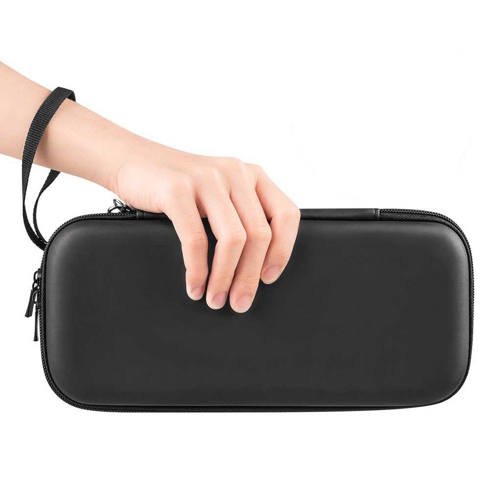 Nintend Schalter fall Harte Schutzhülle Robuste Trage Tasche Mit 5 Spiel Halter für Nintendo Schalter