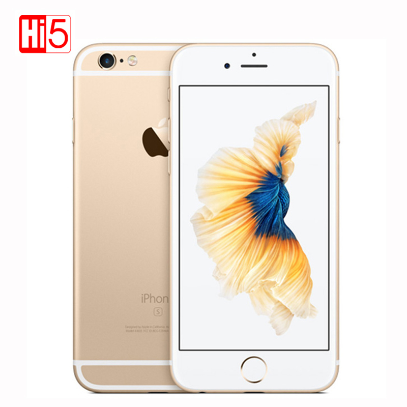 Unlocked Apple iPhone 6S Mobile phone Dual Core 2GB RAM 16 64 128GB ROM 4 7
