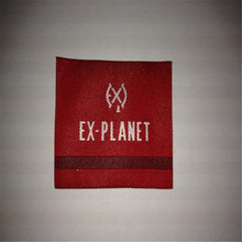 Factory Price Custom Woven Label