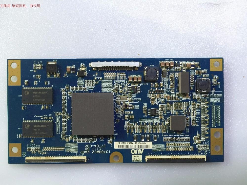 Original T370HW02 V402 CTRL BD 37T04 C02 pour 37 pouces LED LCD TV carte logique t con tcon carte convertisseur-in Pièces de rechange et accessoires from Electronique    1