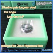 سوميتومو FC 6S الألياف الساطور شفرة FCP 20BL/قطع عجلة الألياف الساطور شفرة