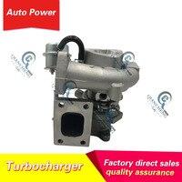 QD32T dieesl engine parts turbo TD04L 4937702600 49377 02600 TD04 Turbocharger 14411 7T600 For Nissan Navara QD32 3.2L Engine