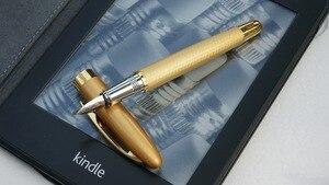 Image 4 - Venüs All   metal dolma kalem gotik sanat kalem arapça farsça mijit kaligrafi siyah altın 5 mm çok fonksiyonlu nib hediye