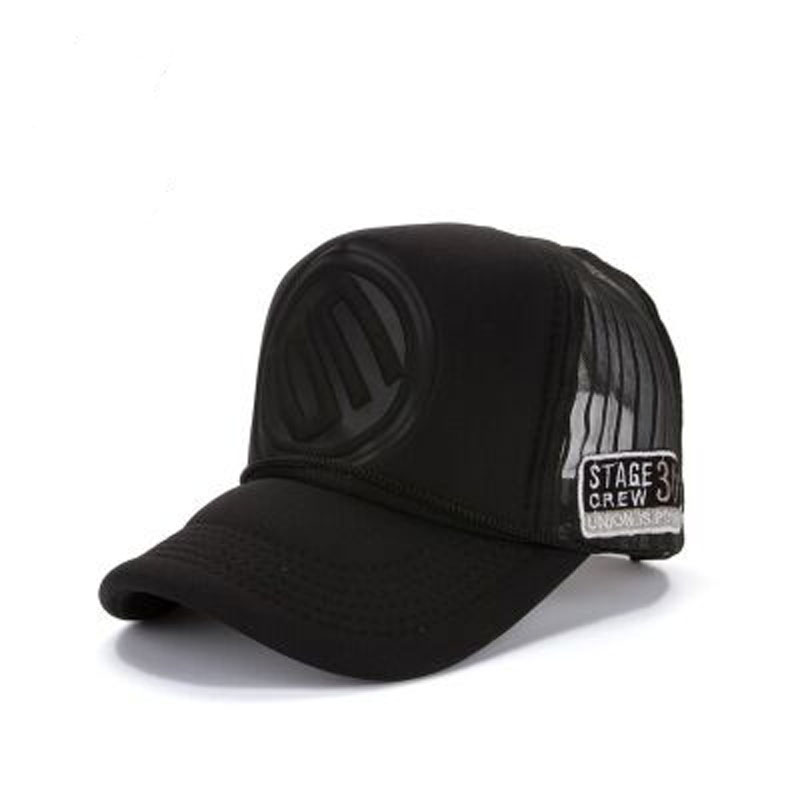 2016 new design summer UN letter hip-hop baseball cap hat lovers street on a hot day mesh cap free delivery snapback
