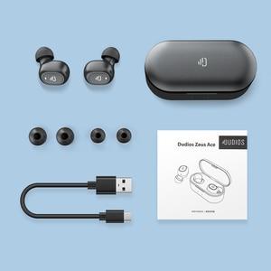 Image 5 - Dudios ゼウス tws イヤフォン bluetooth 5.0 ワイヤレスイヤホンステレオ in 耳ミニイヤフォン 4Hrs プレイタイムオートペアリングのボタンコントロール