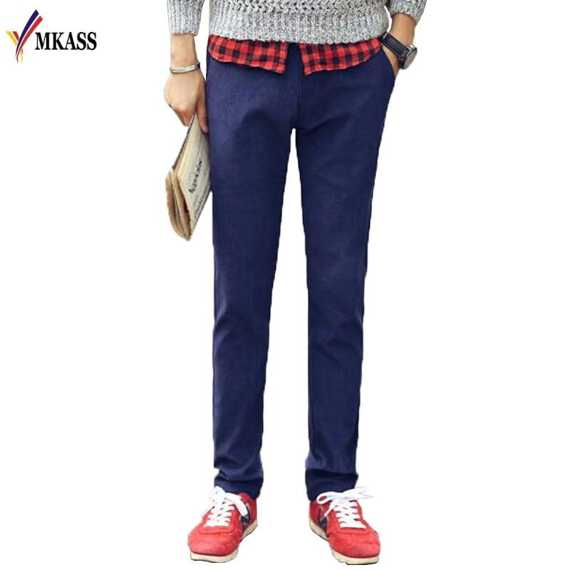 New Arrived MKASS Brand Casual Joggers Business Compression Pants Men Corduroy Trousers Calabasas Cargo Pants Mens Leggings