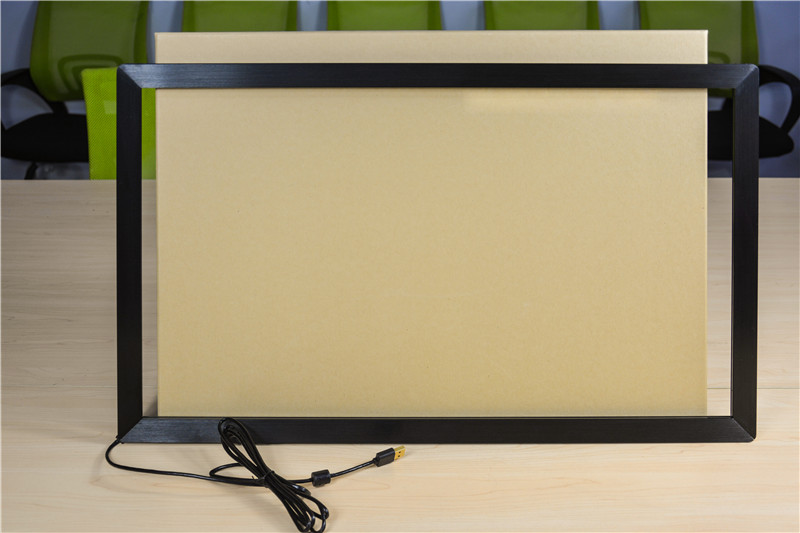 15,6 Zoll Ir Touch Rahmen 10 Punkte Infrarot Touch Screen Panel Multi Touchscreen Overlay Für Monitor Pc Spezieller Sommer Sale