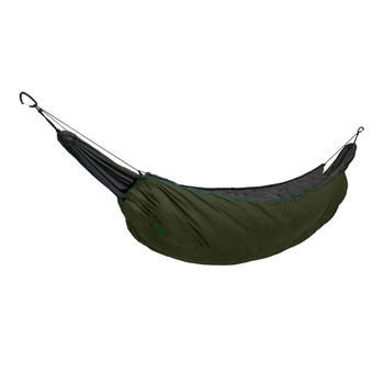 Lightweight Full Length Hammock Underquilt Under Blanket Ultralight Camping Insulation Sleeping Bag 40 F to 68 F (5 C to 20 C) 1