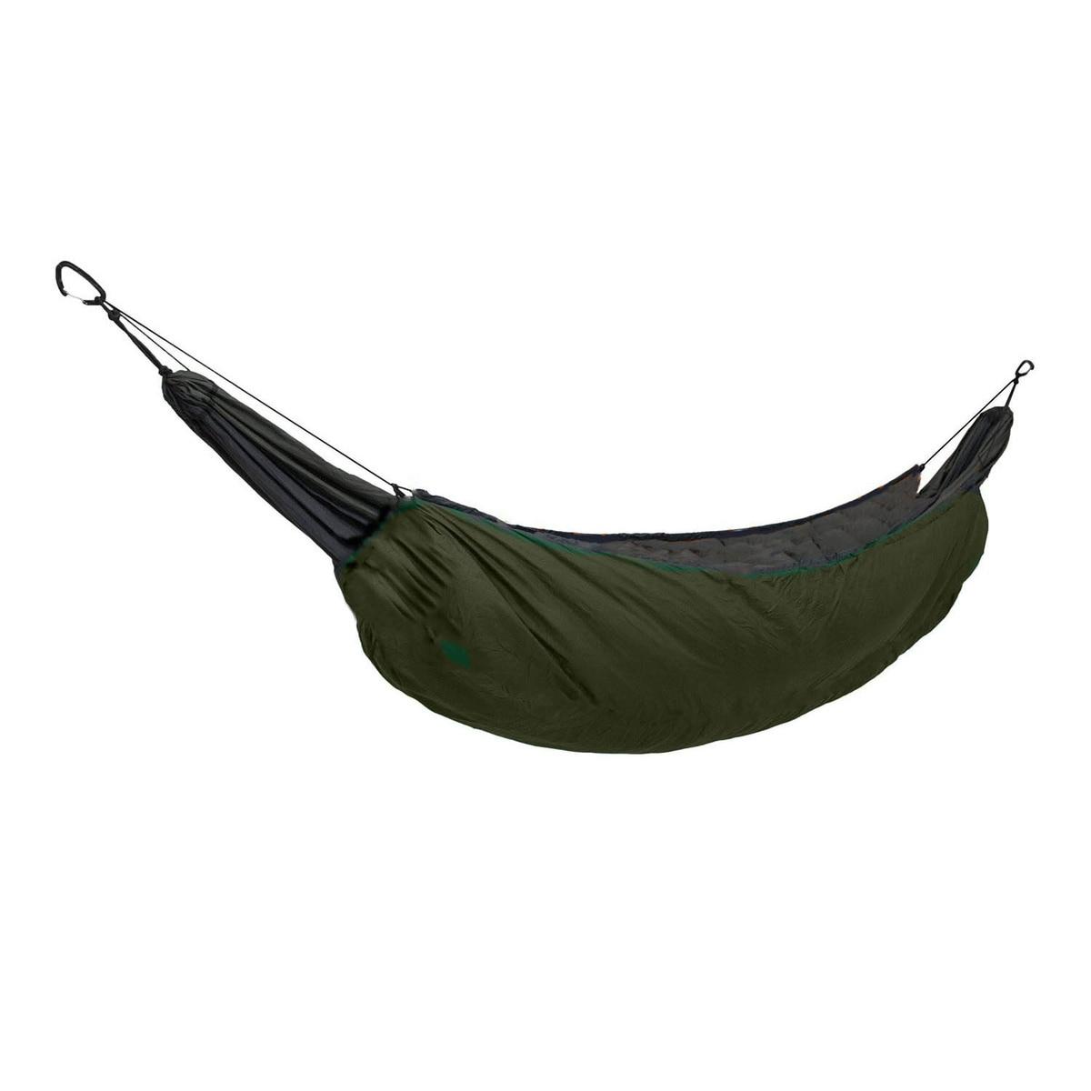 Lightweight Full Length Hammock Underquilt Under Blanket Ultralight Camping Insulation Sleeping Bag 40 F to 68 F (5 C to 20 C)
