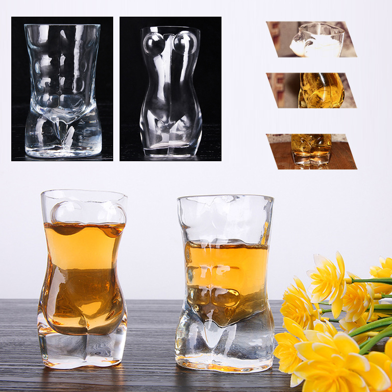 2019 60ml Coffee Mugs Creative Dining Glass Cup for Insulated Thermal Drop Shipping