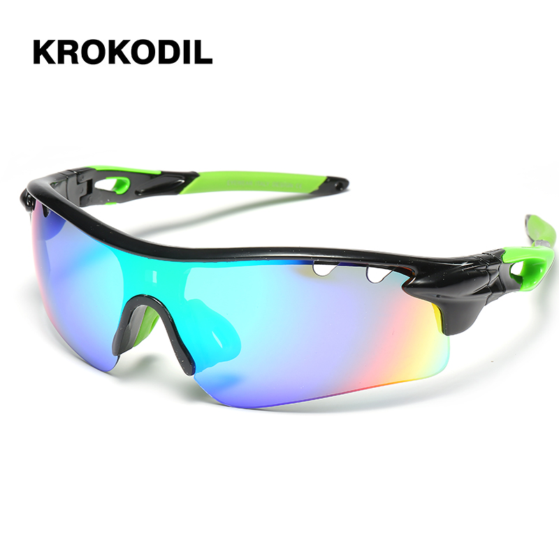 Collection Here Men Women 3 Lens Outdoor Sport Glasses Sunglasses Cyling Eyewear Glasses Snow Goggle Glasses 1194