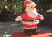 Inflatable Santa Claus/Inflatable House /Inflatable Snowman For Christmas Day
