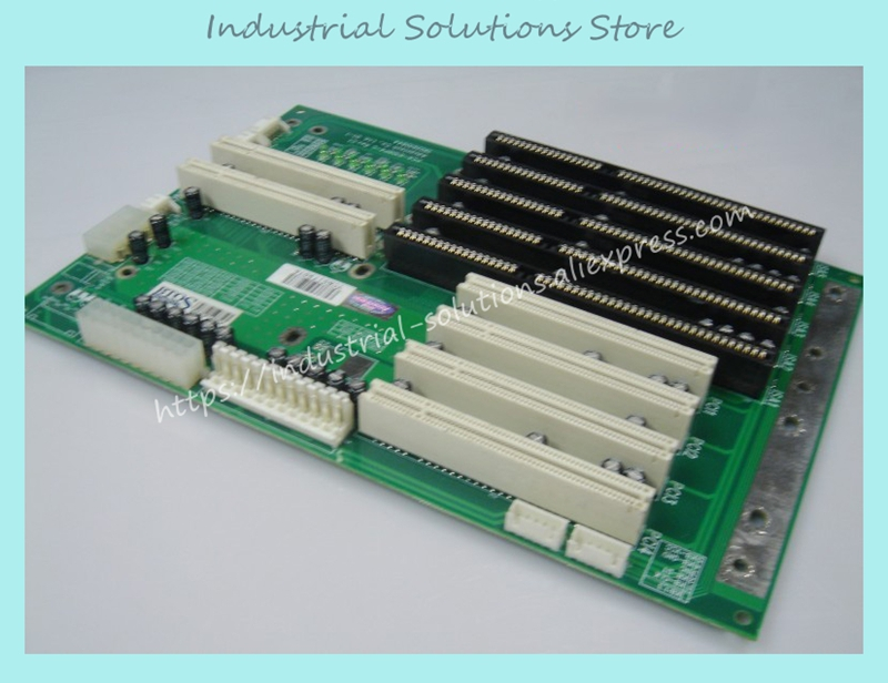 Industrial Backplane PCA-6108P4-C REV.C1 Passive Backplane 100% tested perfect quality pca 6008vg industrial motherboard 100% tested perfect quality