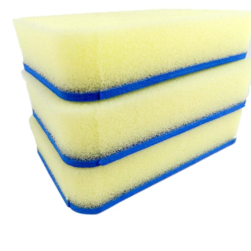 Table Tennis Racket Sponge Scrubbing Rubber Sponge Rubber Sleeve Cleaning Rubber Care Pingpong Accessories