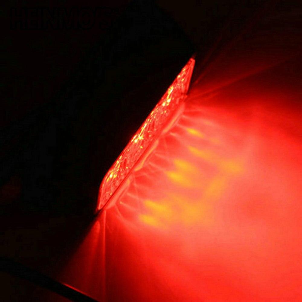 3 LED / 4 led led Car Truck Flash մառախուղի լույս, - Ավտոմեքենայի լույսեր - Լուսանկար 4