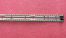 """คู่ 55 """"6916L1745A 6916L1746A 6922L 0087A สำหรับ Skyworth แถบนำ 72 LEDS 605 มิลลิเมตร"""