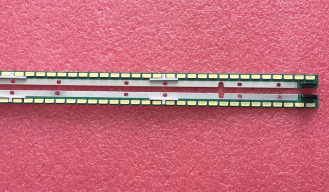 "A Pairs 55"" 6916L1745A 6916L1746A 6922L 0087A For Skyworth Led Strip 72LEDS 605MM"