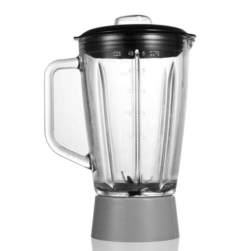 TopChef Dough Mixer Glass Juicer Cup Accessories Suits For TopChef SM1083S/1086S/1088 Dough Mixer Juicer Cup Parts 2 pcs lot household juicer mixer accessories mixer rotation turn left