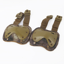 ice skates for adult knee tactical Transformers elbow protector pads set AIRSOFT PAINTBALL Hunting KNEE & ELBOW PADS ruins color