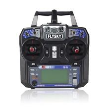 Flysky FS-i6 FS I6 2.4G 6ch RC Transmitter Controller wvith FS-iA6 Receiver For RC Helicopter Plane Quadcopter Glider dron