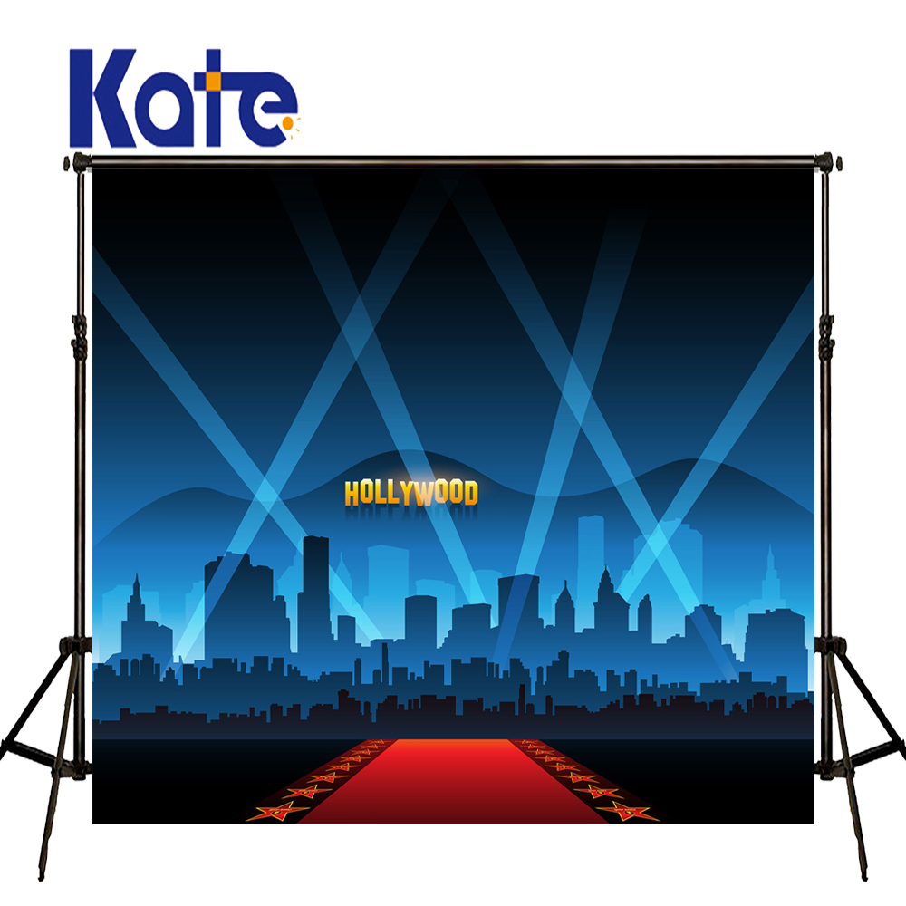 KATE 10x10ft Red Carpet Background Night Sky Backdrop Hollywood Backdrops Cartoon Blue Night Background for Newborn Photo Shoot blue sky чаша северный олень