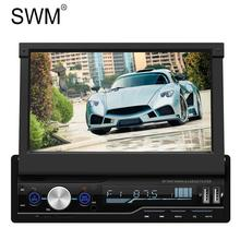 Car Radio 2 Din Autoradio 2din Audio Stereo 7 HD MP5 Player Zoom In Steering Wheel Control Handsfree Coche