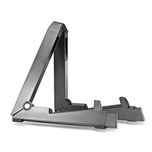 MSOR-Foldable Folding Lightweight Portable Guitar A-frame Stand for Acoustic Guitar,Classical,Electronic,Violin,Ukulele