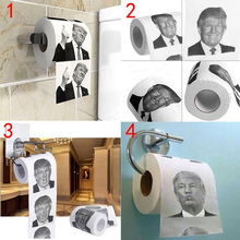 4 Emotions Paper Tissue Political Party Gag Gift Prank Humor Donald Trump Wipe