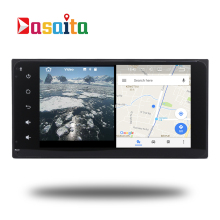 Car 2 din GPS for Toyota Old RAV4 Corolla Hilux Prado avanza Video head unit multimedia autoradio nav Android 7.1 2Gb RAM RDS 4G