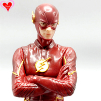 Love Thank You The Flash Barry Allen Super Hero Fast 1 10 Scale DC PVC Action